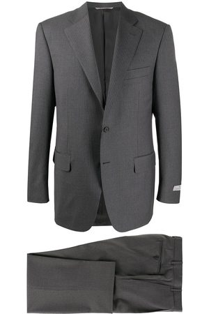 CANALI Pinstripe two-piece suit - Grey