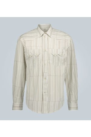 Phipps Rockhound Tectonic stripe shirt