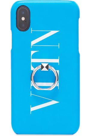 VALENTINO Fluo VLTN iPhone Xs Case