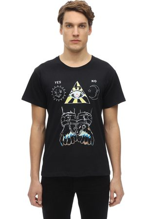 Passarella Death Squad Yes No Cotton Blend T-shirt