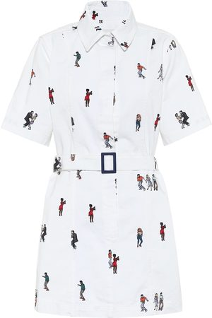 Kirin Dancing cotton jumpsuit