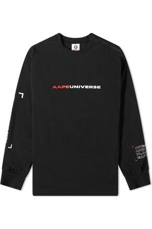 AAPE BY A BATHING APE AAPE Nyon Hooded Training Jacket
