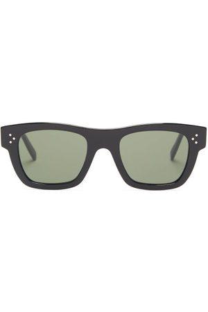 Celine Eyewear Square Acetate Sunglasses - Womens