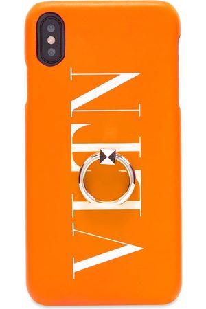 VALENTINO Men Accessories - Fluo VLTN iPhone Xs Maxcase