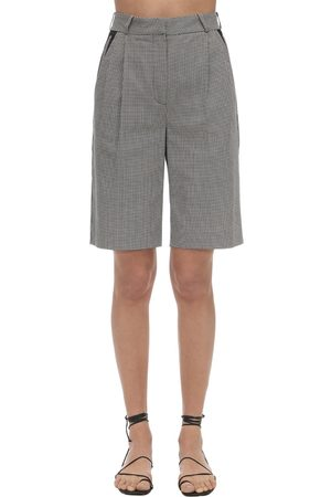 COPERNI Loose Cotton Bermuda Shorts