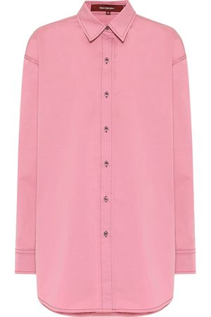 Sies marjan Kiki stretch-cotton shirt