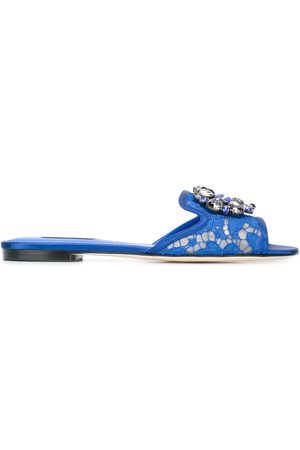 Dolce & Gabbana Women Slippers - Bianca' sliders