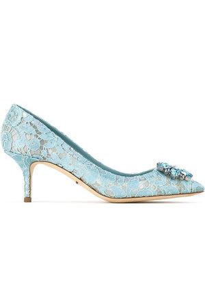 Dolce & Gabbana Bellucci Taormina lace pumps