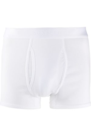 Sunspel Logo waistband boxers
