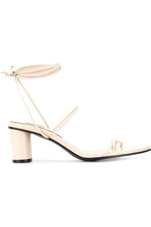 Reike Nen 70mm Odd Pair sandals - Neutrals