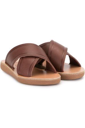 Ancient Greek Sandals Girls Sandals - Little Thais sandals