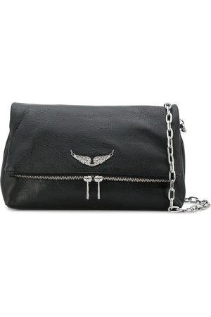 Zadig & Voltaire Women Shoulder Bags - Logo plaque crossbody bag