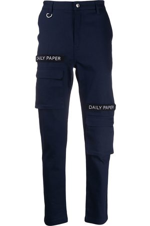 Daily paper Cargo Pants - Logo patch cargo pants