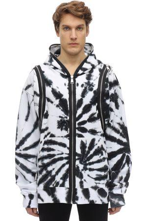 FAITH CONNEXION Ntmb Cotton Jersey Zip Sweatshirt Hoodie