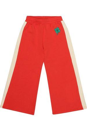 Mini Rodini Cotton trackpants