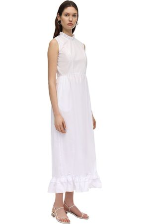 BATSHEVA Praire Printed Cotton Dress