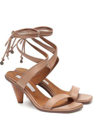 Stella McCartney Ankle-tie sandals