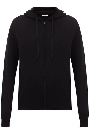 The Row Harry Zipped Cashmere Hooded Sweatshirt - Mens