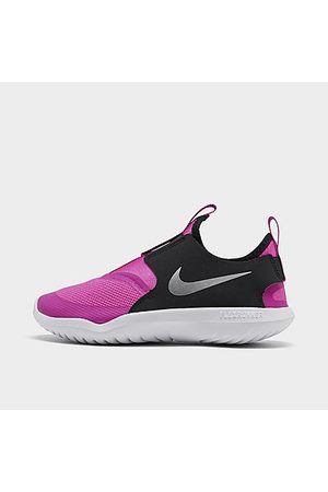 Nike Girls' Little Kids' Flex Runner Running Shoes in /