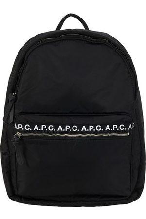 A.P.C Men Rucksacks - Marc back pack