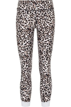 The Upside Water leopard-print leggings