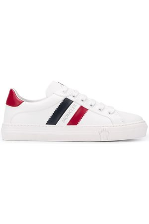 Moncler Stripe detail trainers
