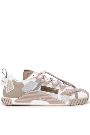 Dolce & Gabbana NS1 panelled sneakers - Neutrals