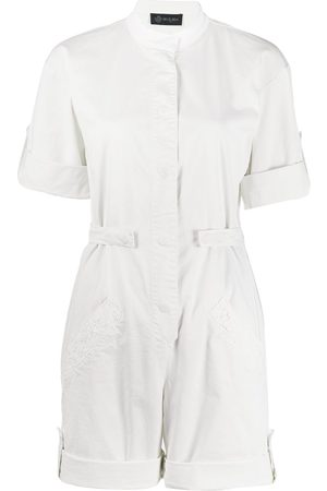 Mr & Mrs Italy Workwear playsuit