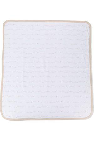 Emporio Armani Printed blanket