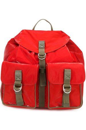 Mr & Mrs Italy Rucksacks - Buckled strap backpack