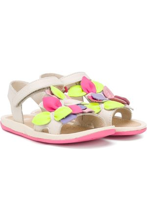 adidas Twins petals-appliqué sandals - Neutrals
