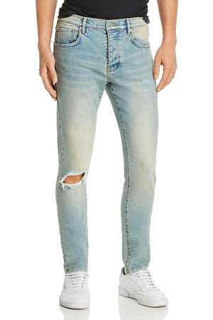 Purple Brand Skinny Fit Jeans in Light Dirty Wax