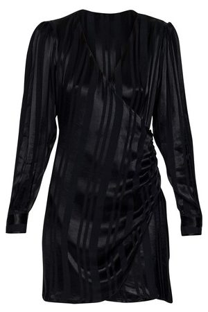ANINE BING Women Party Dresses - Penelope short dress