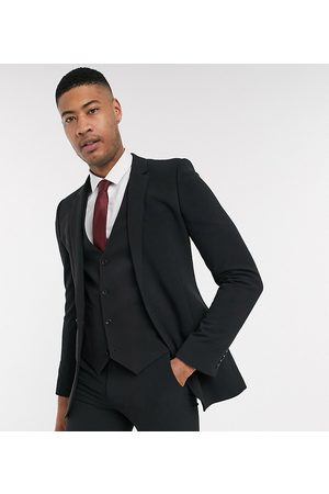 ASOS Tall super skinny suit jacket in four way stretch in