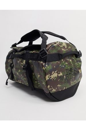 The North Face Base Camp small duffel bag 50L in camo
