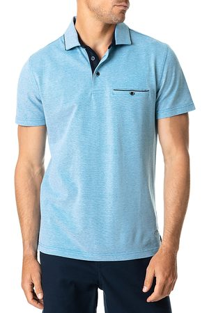 Rodd & Gunn Sherwood Mercerized Cotton Birdseye Regular Fit Polo Shirt