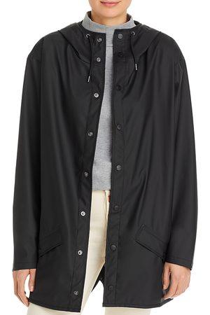 Rains Short Hooded Raincoat