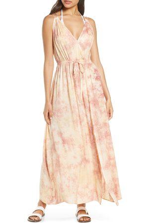 Delan Women's Cover-Up Maxi Dress