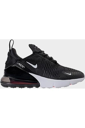 Nike Big Kids' Air Max 270 Casual Shoes in / Size 5.0
