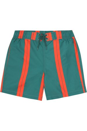 Mini Rodini Striped swim trunks