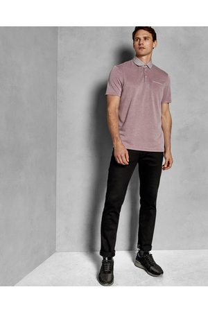 Ted Baker Men Polo Shirts - Geo Collar Polo Shirt