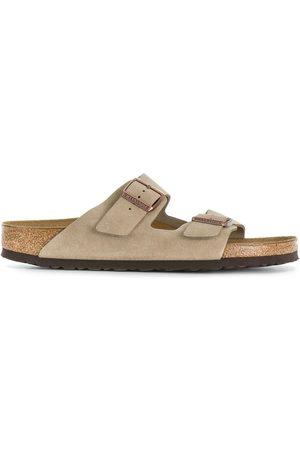 Birkenstock Sandals - Double-strap sandals - Neutrals