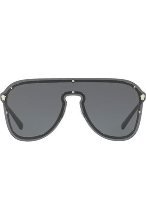 VERSACE #Frenergy visor sunglasses