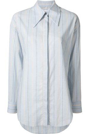 Karen Walker Pluton striped shirt