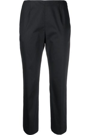 PESERICO SIGN Women Formal Pants - Cropped tailored trousers