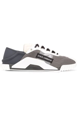 Dolce & Gabbana NS1 low-top sneakers - Grey