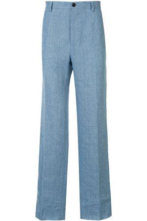 Dolce & Gabbana Men Wide Leg Pants - Wide-leg trousers