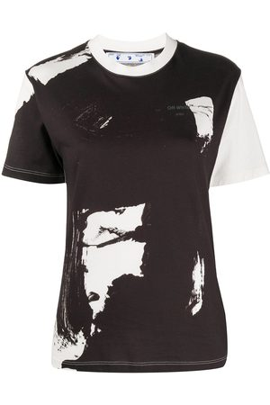 OFF-WHITE Painted T-shirt