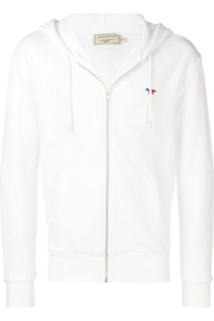 Maison Kitsuné Fox zip up hoodie