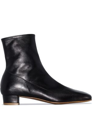 By Far Women Ankle Boots - Este 25mm square toe ankle boots